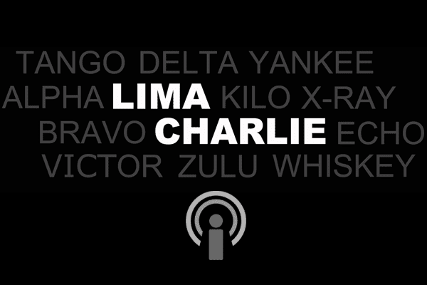 Image Lima Charlie news podcast