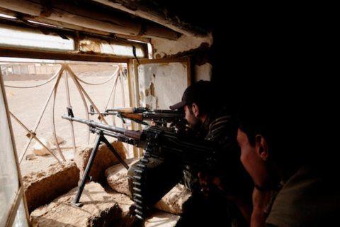 Image Battle for Deir Ezzor