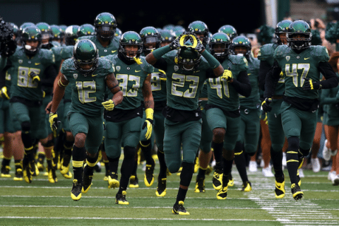 Image University of Oregon Ducks