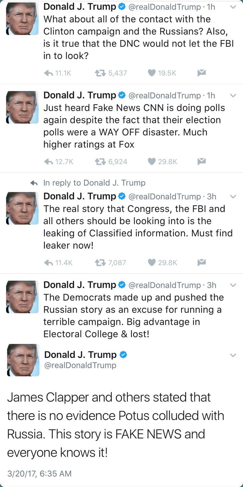 Image Trump tweets MAR 20
