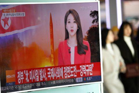Image North Korea escalation