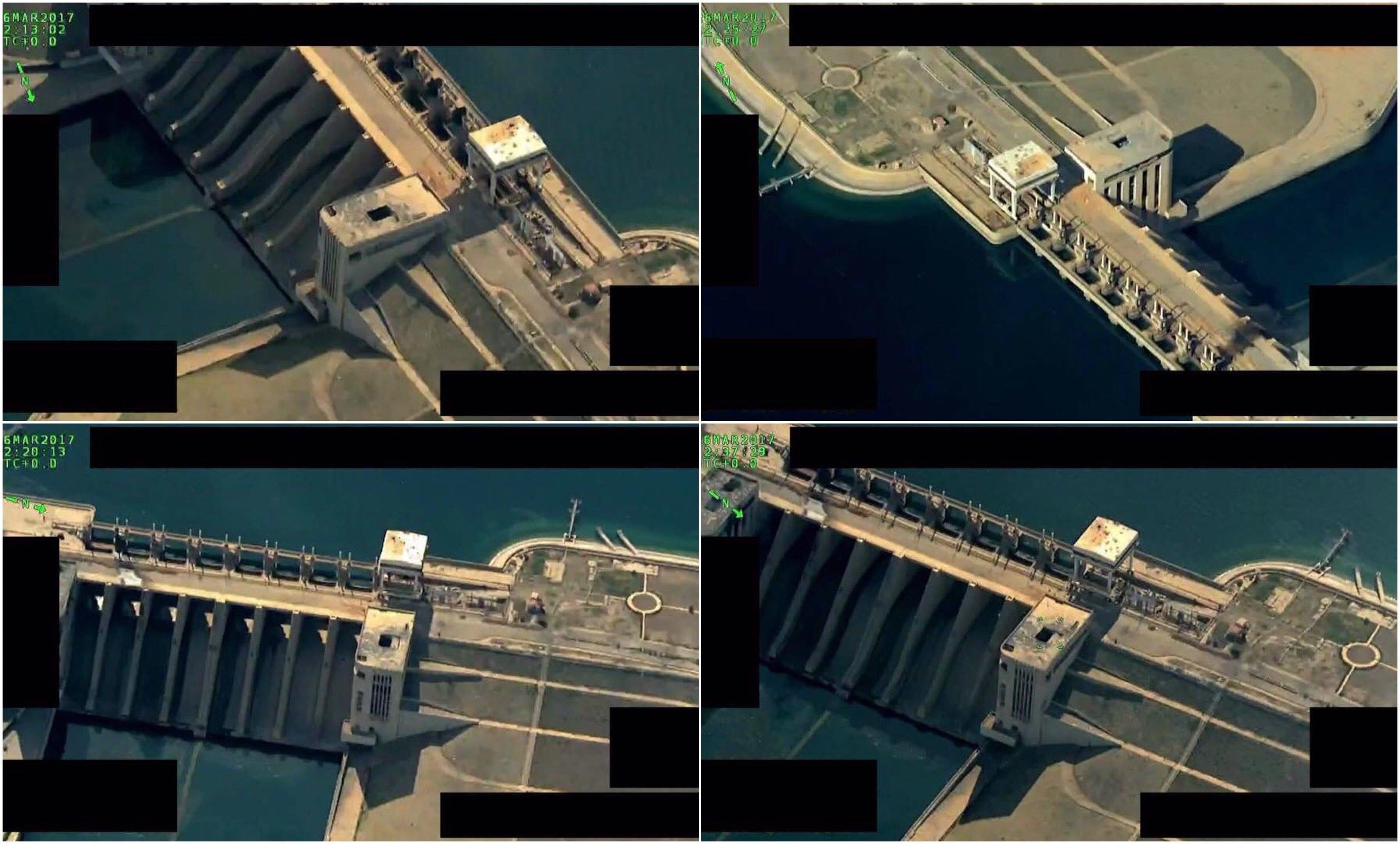 Tabqa Dam (US DOD)