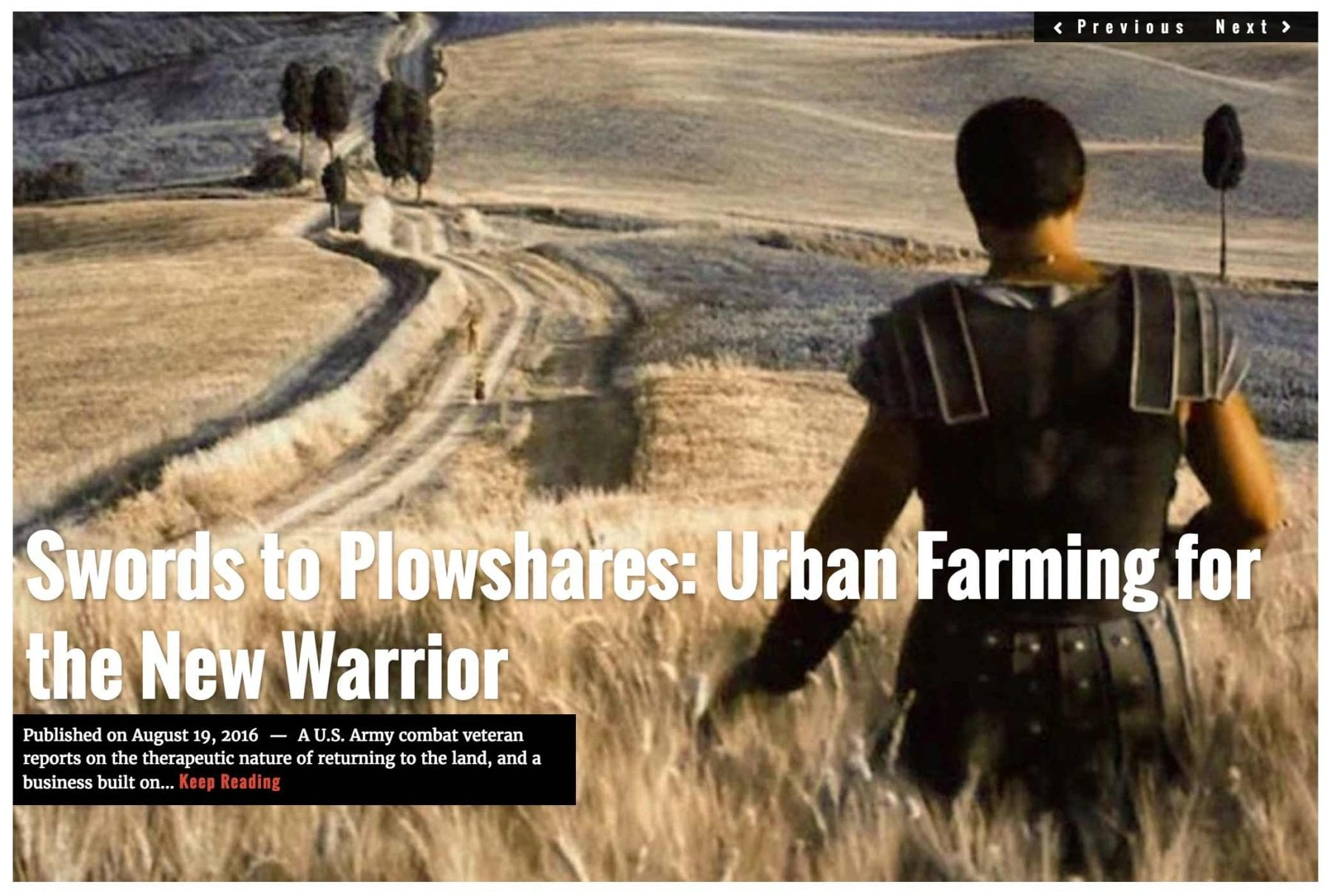 Image Urban Farming Lima Charlie
