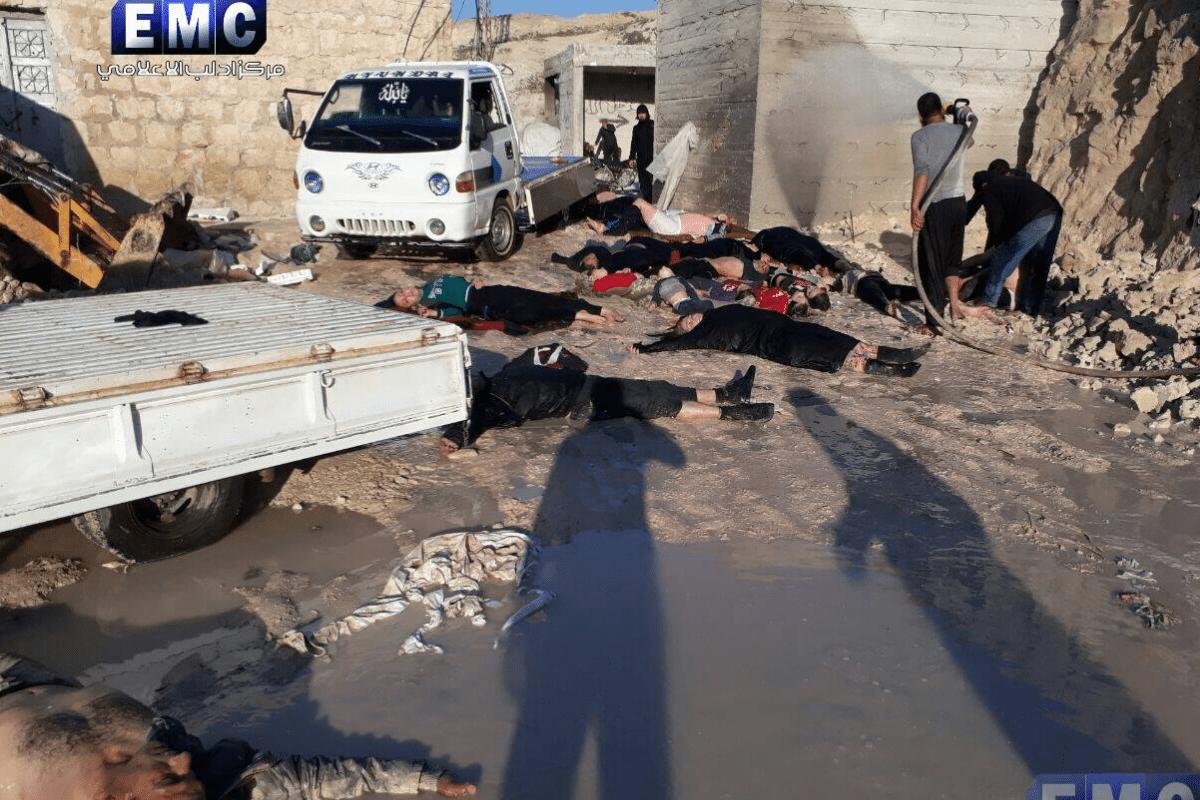 Image Idlib APR4
