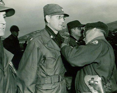 Main image Lt. Gen. Edward L. Rowny